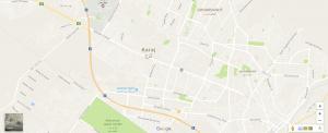 خدمات گوگل مپ