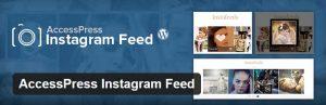 نمایش اینستاگرام در وردپرس با AccessPress Instagram Feed