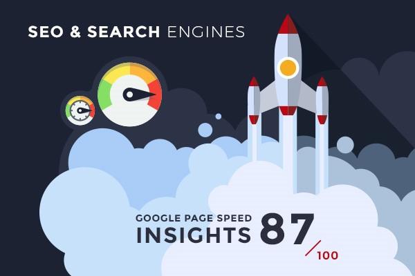 سرعت بارگزاری وب سایت