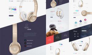 طراحی سایت منحصر به فرد و مرتبط با فیلد کاری