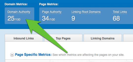 Page Authority و Domain Authority در سئو سایت