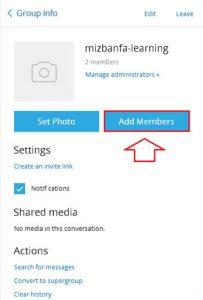 اتصال وردپرس به تلگرام