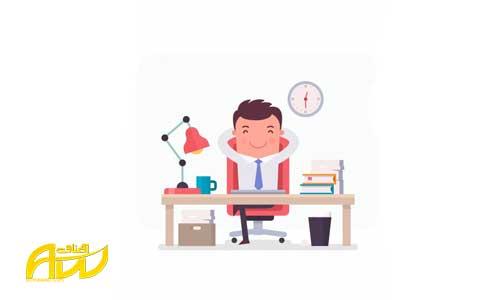 اینفوگرافی عوامل موثر بر موفقیت سایت تجاری
