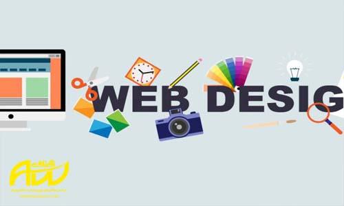 طراحی سایت آوینا وب