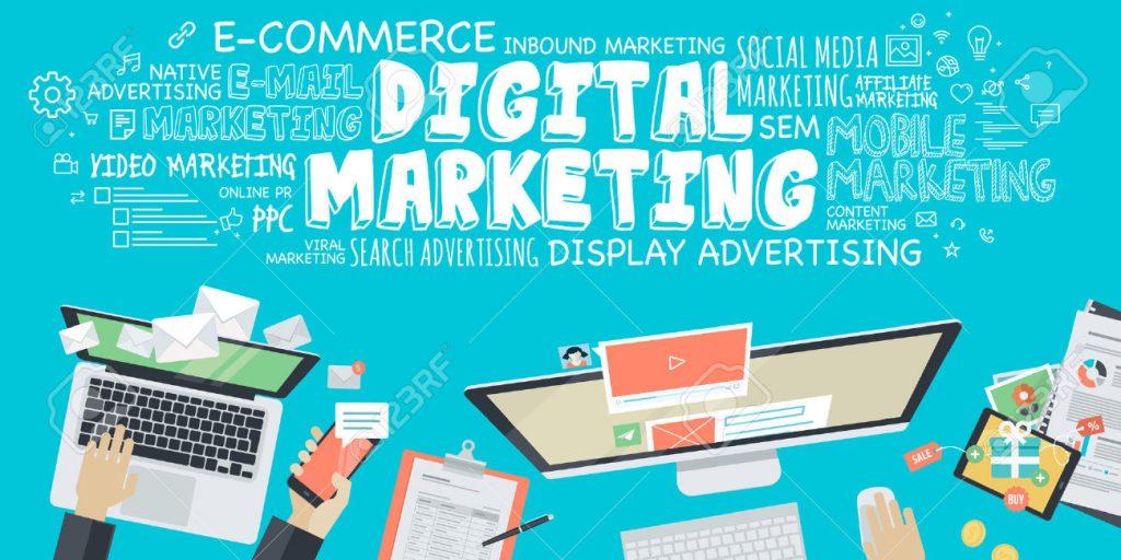 دیجیتال مارکتر