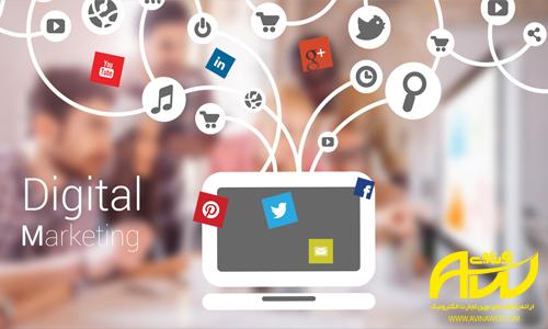 عناصر اصلی در بازاریابی اینترنتی