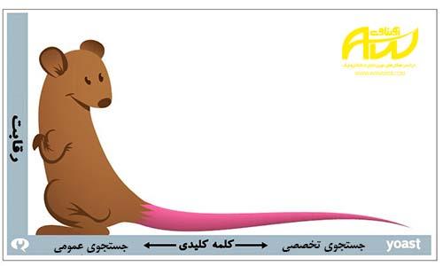 کلمات کلیدی طولانی یا long tail چیست؟
